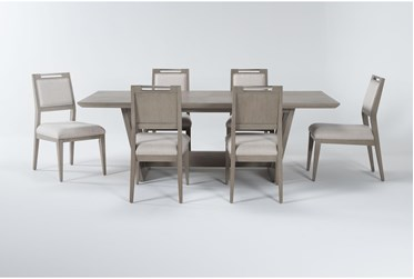 Westridge 7 Piece Dining Set By Drew & Jonathan For Living Spaces