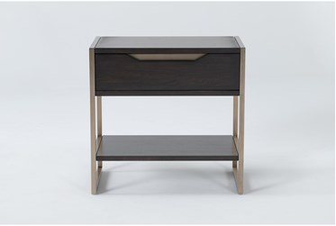 Palladium Accent Nighstand By Drew & Jonathan for Living Spaces