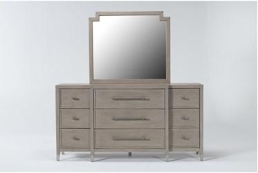 Westridge Dresser/Mirror By Drew & Jonathan for Living Spaces