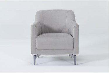 Holden Grey Accent Chair By Drew & Jonathan for Living Spaces