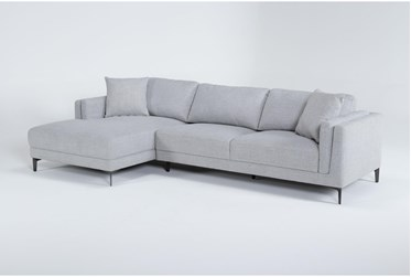 Culver 2 Piece Sectional With Left Arm Facing Chaise By Drew & Jonathan For Living Spaces