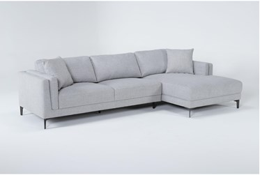 Culver 2 Piece Sectional With Right Arm Facing Chaise By Drew & Jonathan For Living Spaces