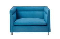 Piper Light Blue Performance Velvet Pet Bed