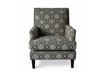 Chandler Midnight Accent Chair