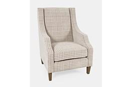 Donovan Beige Accent Chair