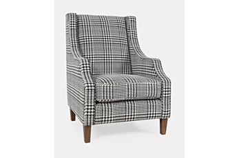Donovan Tuxedo Accent Chair