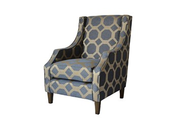Connelly Grey Accent Chair