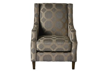 Connelly Taupe Accent Chair
