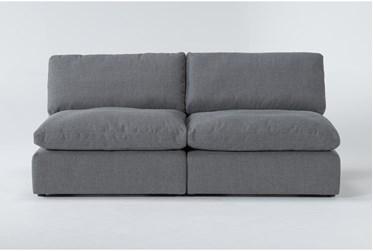 Jil II 2 Piece Armless Apartment Sofa