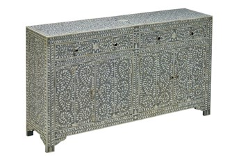 Puccini 2 Drawer 4 Door Cabinet/Sideboard