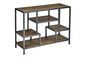 "Interstice 36"" Wide Divider Bookcase/Shelf Unit"