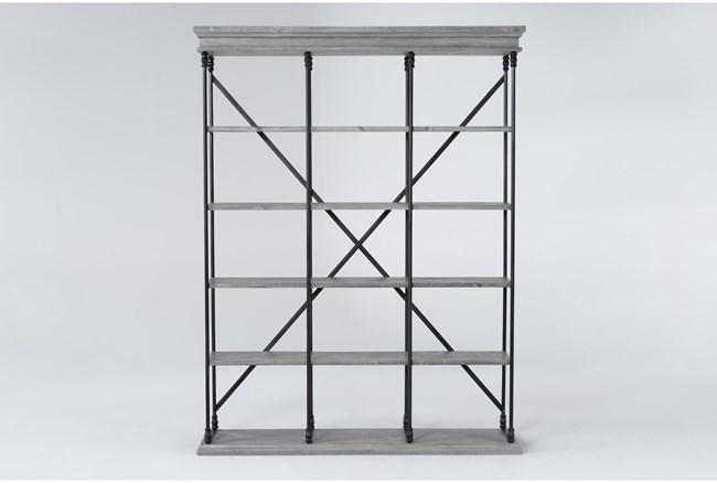 Whitman Room Divider Bookcase - 360