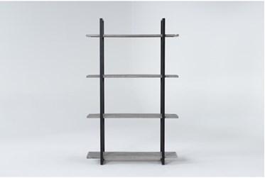 Arlo Room Divider Bookcase