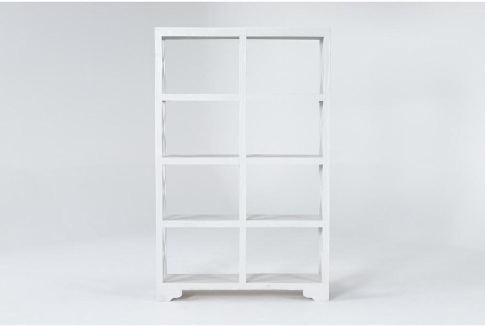Cora Room Divider Bookcase