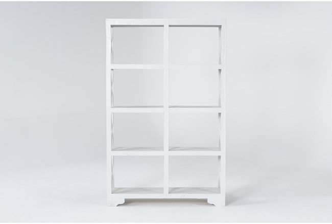 Cora Room Divider Bookcase - 360
