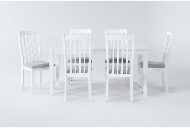 Gia 7 Piece Dining Set - 360