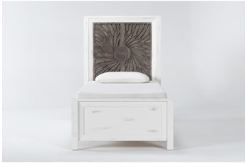 Mija Twin Panel Bed