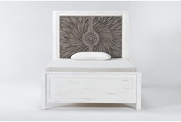 Mija Full Panel Bed
