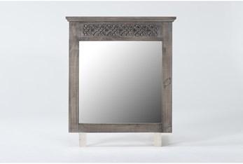 Jilian Granite Mirror