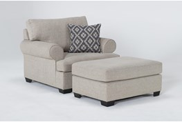 Brody Chair And Ottoman