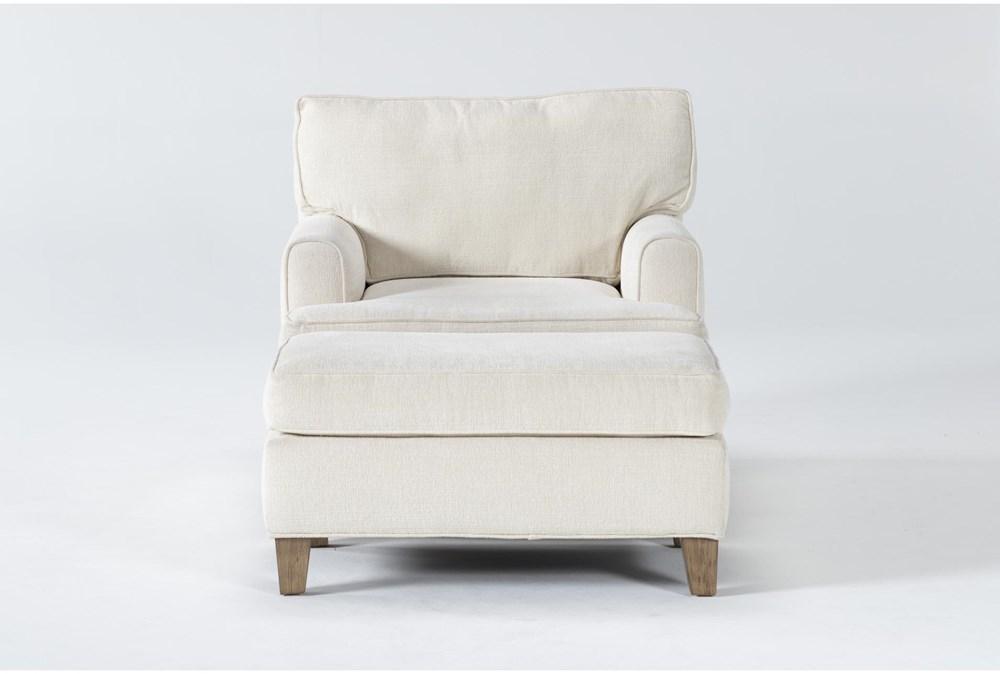 Emerson II Chair And Ottoman