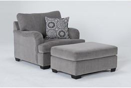 Jenner Chair And Ottoman