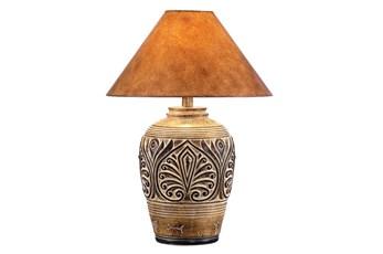 28.75 Inch Desert Sand Table Lamp