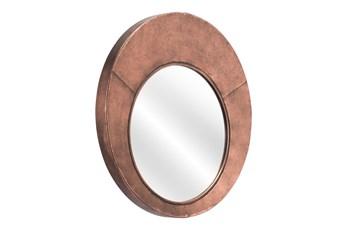 25.6 Inch Copper Mirror
