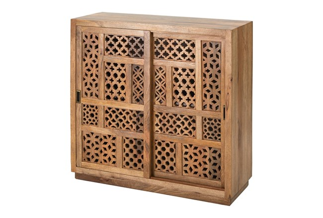Traversa Sliding Door Cabinet - 360