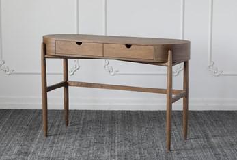 """Natural Ash Accent 47"""" Desk"""