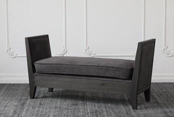 Grey Oak Bench
