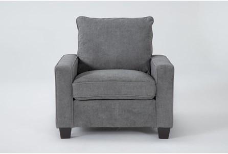 Reid Grey Chair - Main
