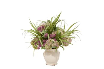 "25"" Artificial Floral Arrangement In Vase"