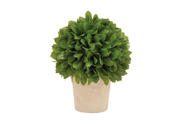 "10"" Green Leaf Artificial Plant - 360"