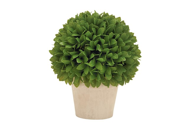 """12"""" Green Artificial Table Top Plant - 360"""