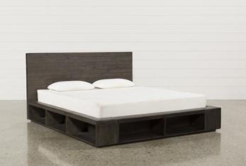 Dylan II California King Platform Bed