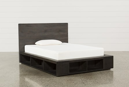 Dylan II Full Platform Bed - Main