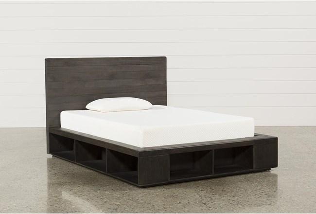 Dylan II Full Platform Bed - 360