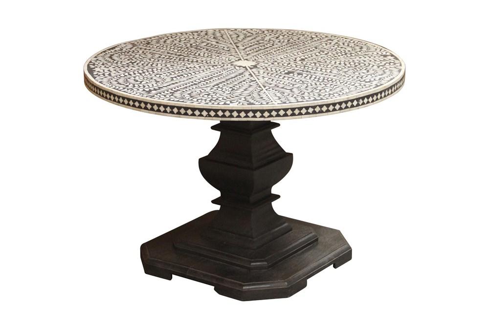 Preisner Bone Inlay Dining Table