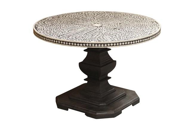 Preisner Bone Inlay Dining Table - 360