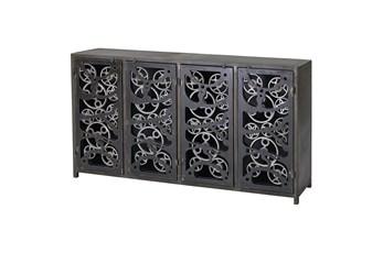 Nilsson 4 Door Cabinet Sideboard