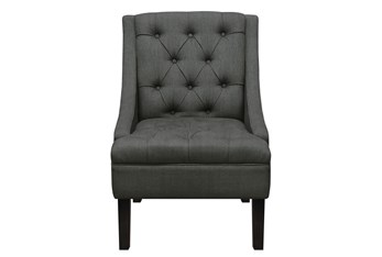 Beatrice Grey Accent Chair