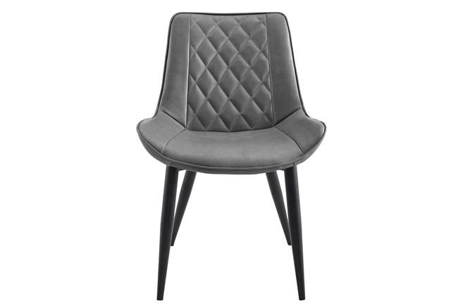 Greyson Grey Accent Chair - 360