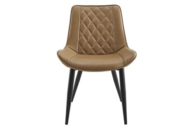 Greyson Brown Accent Chair