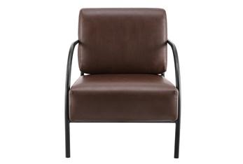 Connor Espresso Accent Chair