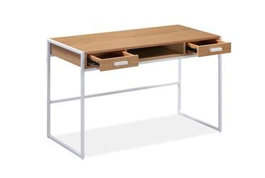 Corbin Light Oak 47 Inch Writing Desk