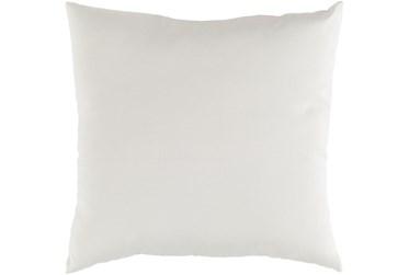 Outdoor Accent Pillow-Beige Solid 20X20