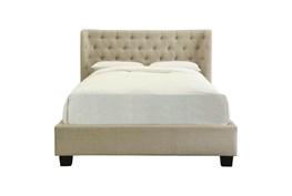 Jaelynn Eastern King Upholstered Platform Bed