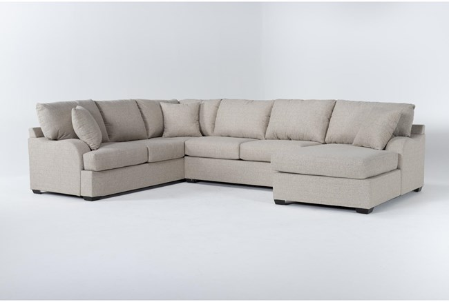Esteban 3 Piece Sectional With Right Arm Facing Chaise - 360