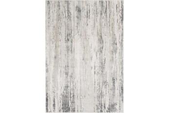 """5'3""""X7'3"""" Rug-Shades Of Grey Waterfall"""